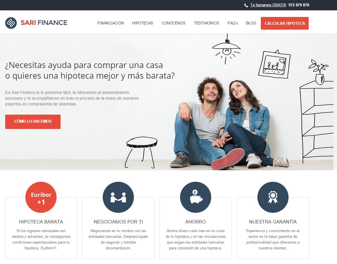 web corporativa assessoria online