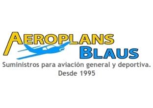 Botigues.cat: Aeroplans blaus